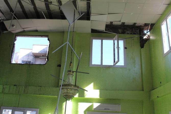 PKK Camilerin zarar görmesine sebep oldu galerisi resim 10