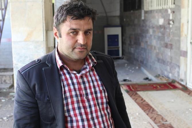 PKK Camilerin zarar görmesine sebep oldu galerisi resim 15