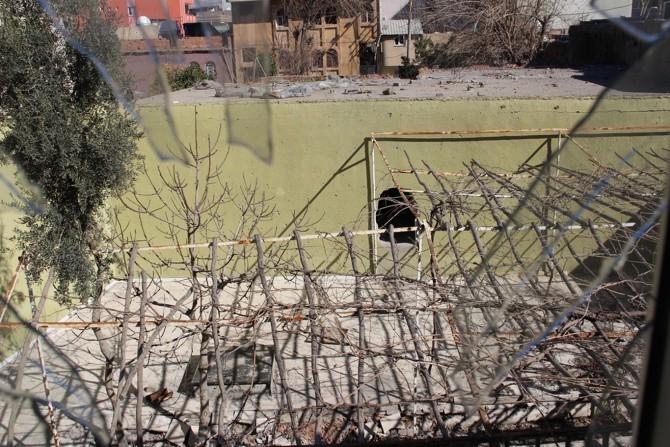 PKK Camilerin zarar görmesine sebep oldu galerisi resim 16