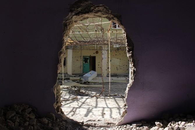 PKK Camilerin zarar görmesine sebep oldu galerisi resim 9