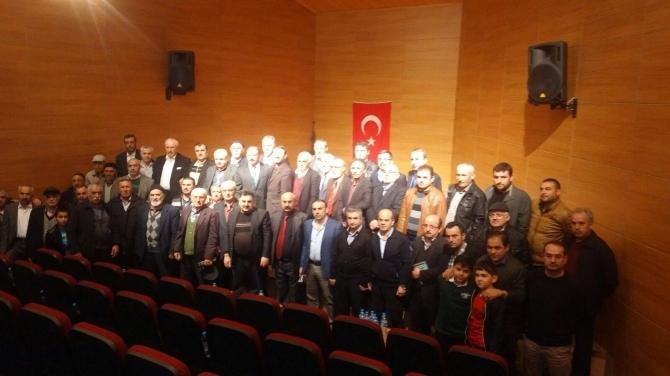 Sivricek Derneği'nden Türkmenlere anlamlı yardım galerisi resim 4