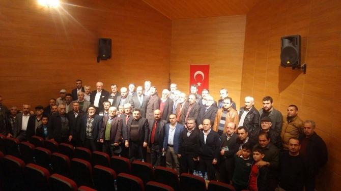 Sivricek Derneği'nden Türkmenlere anlamlı yardım galerisi resim 6