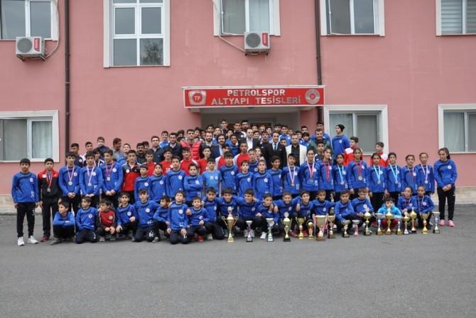 Batmanlı sporcular Türkiye şampiyonluğu kazandı galerisi resim 6