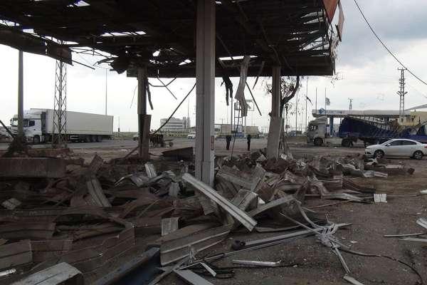 Nusaybin'deki bombalı saldırının tahribat boyutu galerisi resim 12