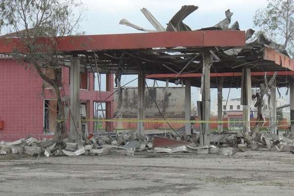 Nusaybin'deki bombalı saldırının tahribat boyutu galerisi resim 20