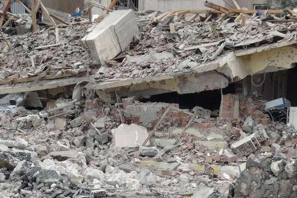 Nusaybin'deki bombalı saldırının tahribat boyutu galerisi resim 4