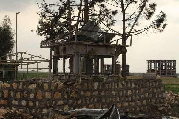 Nusaybin'deki bombalı saldırının tahribat boyutu galerisi resim 6