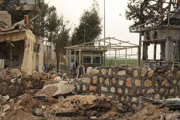 Nusaybin'deki bombalı saldırının tahribat boyutu galerisi resim 8