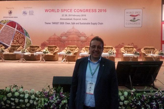 Dünya Baharat Kongresi'ne Ege İhracatçı temsilcileri katıldı galerisi resim 3