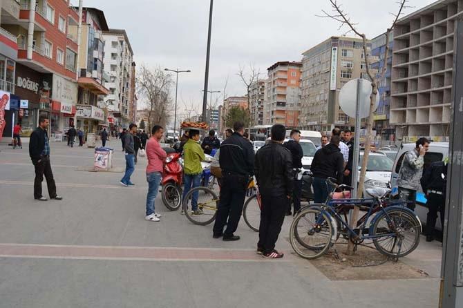 Sen misin kaldırımda bisiklet kullanan? galerisi resim 5