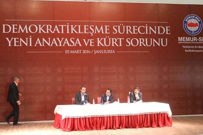 Kürtlerin var olan sorunlarını çözmedikçe yeni bir anayasa yapamazsınız galerisi resim 3