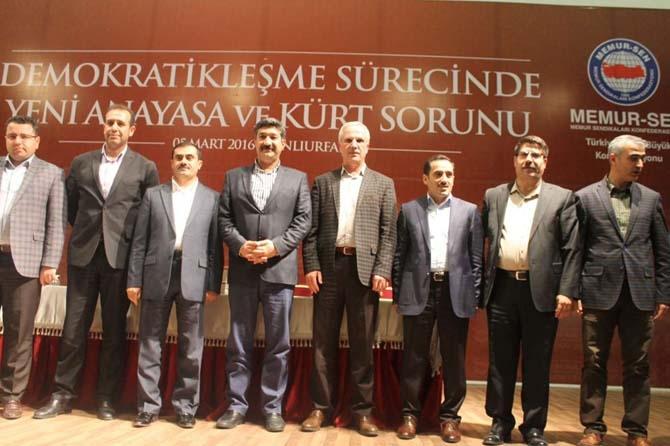 Kürtlerin var olan sorunlarını çözmedikçe yeni bir anayasa yapamazsınız galerisi resim 5