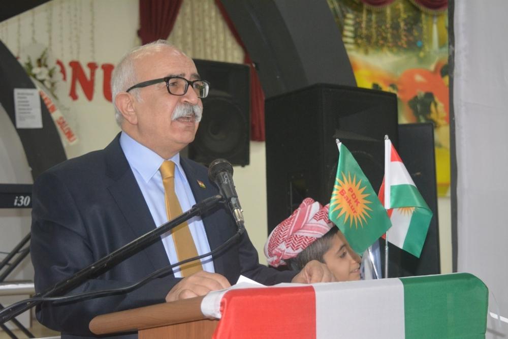 Bucak, Kürtler mücadele ederek başarı elde edebilirler galerisi resim 4