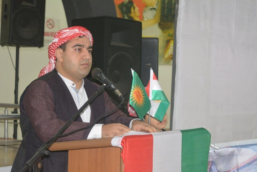Bucak, Kürtler mücadele ederek başarı elde edebilirler galerisi resim 5
