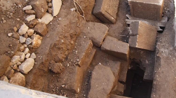 Peygamberimiz'in katibinin 1210 yıllık mezarı ortaya çıktı! galerisi resim 1