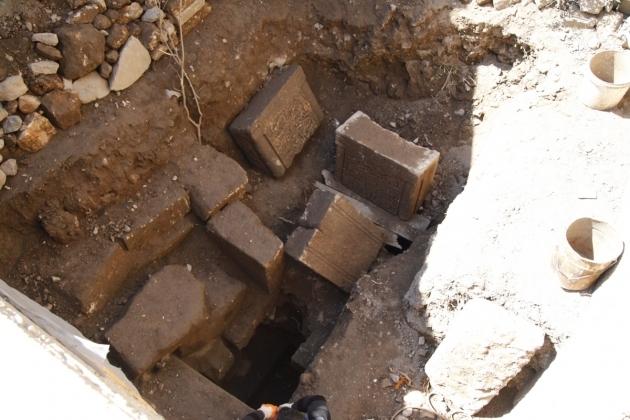 Peygamberimiz'in katibinin 1210 yıllık mezarı ortaya çıktı! galerisi resim 4