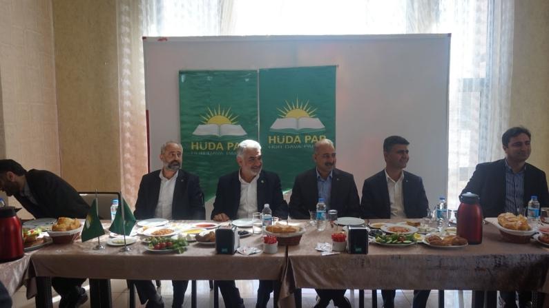 """Yapıcıoğlu: """"HDP'nin muhatap alınmaması yanlıştır"""" galerisi resim 1"""