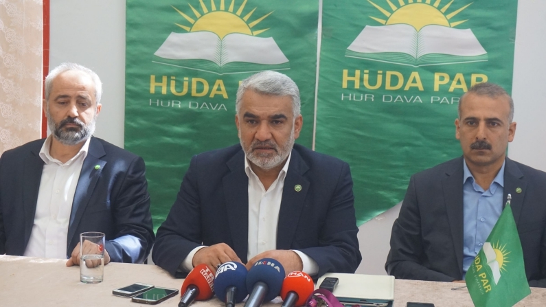 """Yapıcıoğlu: """"HDP'nin muhatap alınmaması yanlıştır"""" galerisi resim 4"""