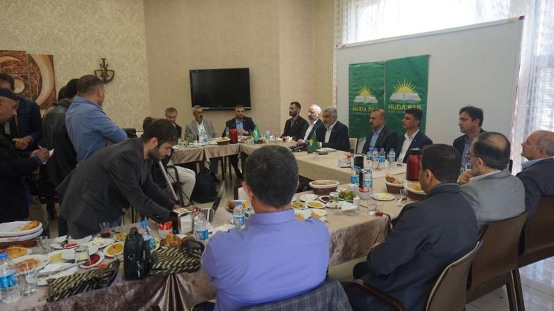 """Yapıcıoğlu: """"HDP'nin muhatap alınmaması yanlıştır"""" galerisi resim 7"""