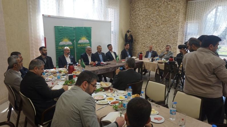 """Yapıcıoğlu: """"HDP'nin muhatap alınmaması yanlıştır"""" galerisi resim 8"""