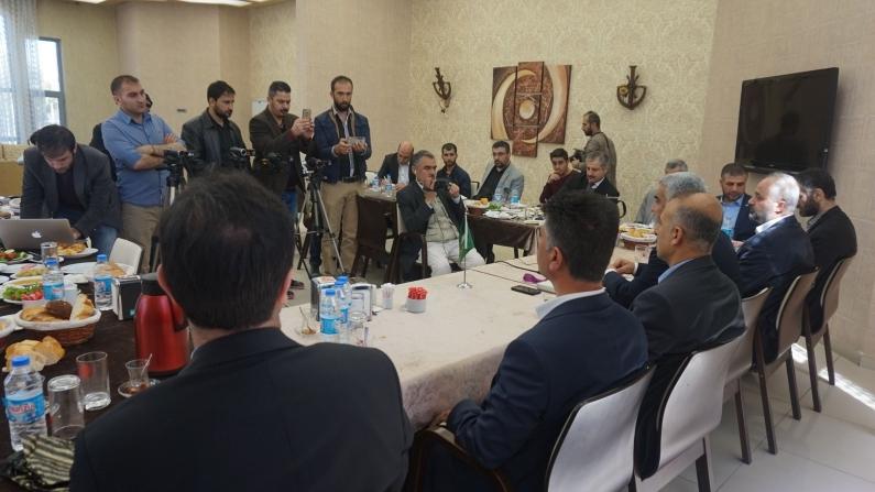"""Yapıcıoğlu: """"HDP'nin muhatap alınmaması yanlıştır"""" galerisi resim 9"""