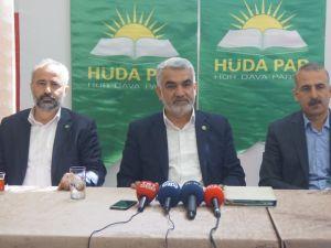 """Yapıcıoğlu: """"HDP'nin muhatap alınmaması yanlıştır"""""""