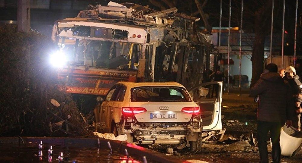 Ankara'nın merkezinde patlama: 34 ölü galerisi resim 4