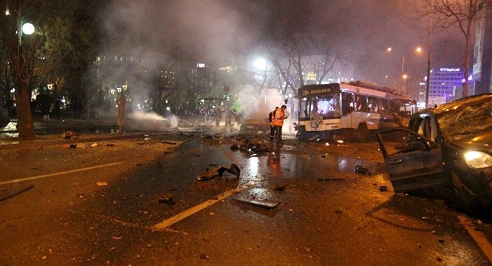 Ankara'nın merkezinde patlama: 34 ölü galerisi resim 5