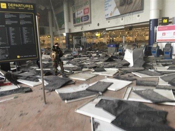 AB'nin kalbi, terör saldırılarıyla sarsıldı galerisi resim 1