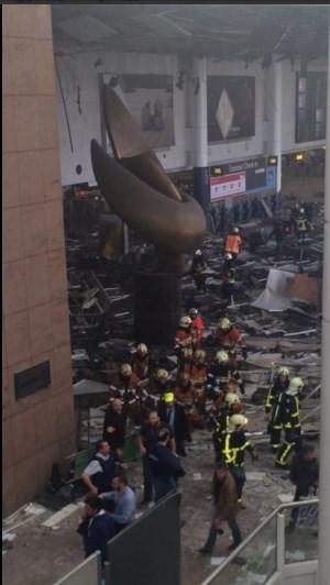 AB'nin kalbi, terör saldırılarıyla sarsıldı galerisi resim 9