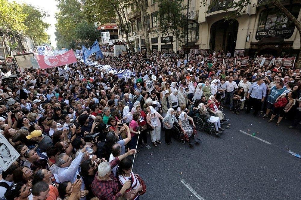 Arjantin'de Adalet çağrısı galerisi resim 1