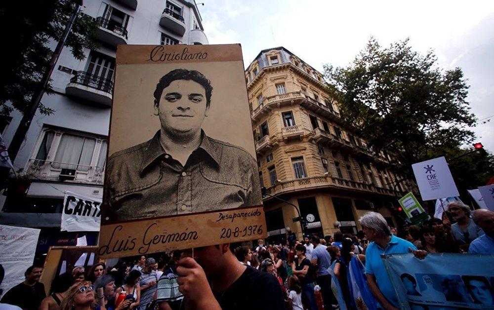 Arjantin'de Adalet çağrısı galerisi resim 3