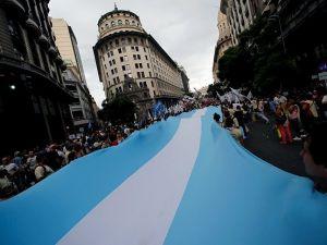 Arjantin'de Adalet çağrısı