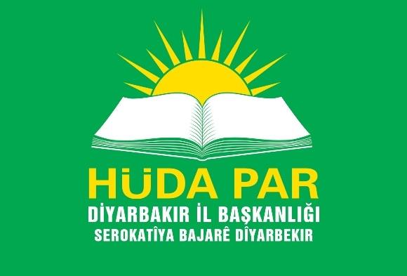 HÜDA PAR'dan Çınar'daki katliama sert tepki