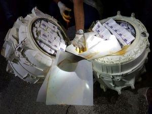 6 bin paket kaçak sigara yakalandı
