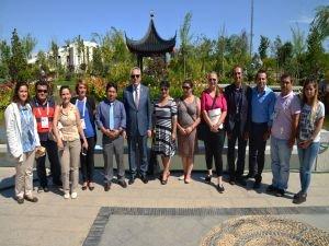 Ekvator Heyeti, EXPO 2016 Antalya'da