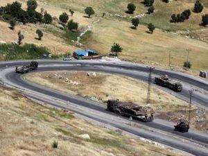 Askeri birlikler Şırnak'tan çekilmeye başladı