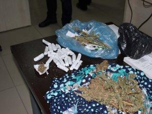 Gaziantep'te uyuşturucudan 33 kişi tutuklandı