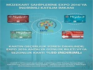 Expo 2016'da Ramazan ayına özel indirimli bilet