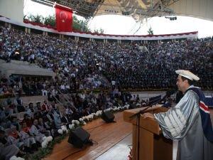 Bilkent Üniversitesi 2016 Yılı Mezunlarını uğurladı