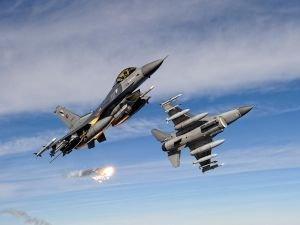 PKK'lı gruplara hava harekâtı