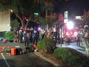 ABD'deki bir gece kulübünde silahlı saldırgan 50 kişiyi öldürdü