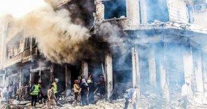 Suriye rejimi ve Rus savaş uçakları saldırı düzenledi