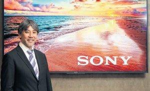 Sony, BRAVIA 4K HDR ürünlerini tanıttı