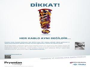 Prysmıan Group Türkiye, kablo sektöründeki uzmanlığını dünyaya taşıyor