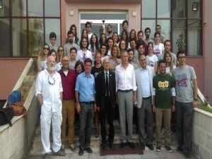 Özyeğin Üniversitesi'nden Gökçeada'nın sürdürülebilir kalkınmasına destek