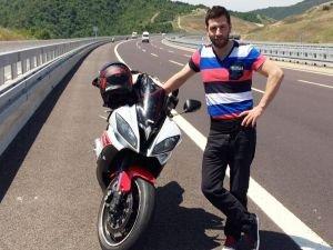 Motosiklet ölüm getirdi