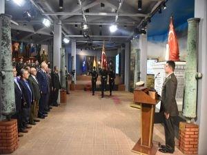 """""""Türkiye Şehitlerini Anıyor"""" etkinliği"""