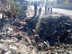 Van'da yola döşenen patlayıcı imha edildi