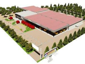 """""""Diyarbakır Fuar ve Kongre Merkezi"""" projesi onaylandı"""